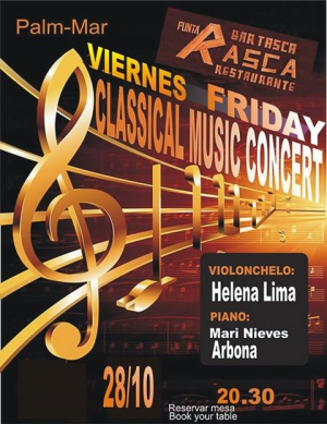 Classical Music Concert in Palm Mar