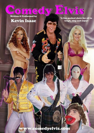 Comedy Elvis Night at BRAHMS AND LISZT SHOWBAR