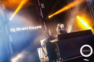 DJ Grant Collins (from Ocean Beach Ibiza) at Tramps