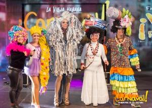 Drag Queen Gala Los Cristianos Carnaval