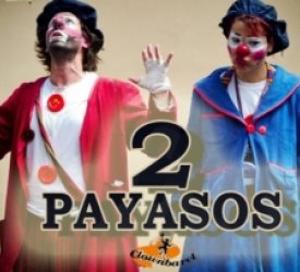 Festival Infantil «La Isla del Museo II»: «Dos payasos»