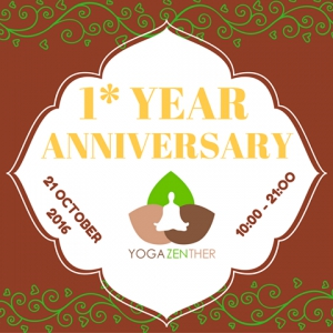 Free Yoga and Pilates Classes for Yogazethers Anniversary Event