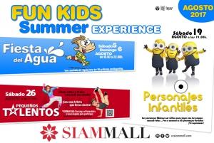 FUN KIDS SUMMER EXPERIENCE