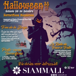 Halloween at Siam Mall