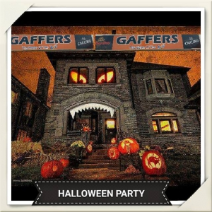 Halloween Party at Gaffers Bar
