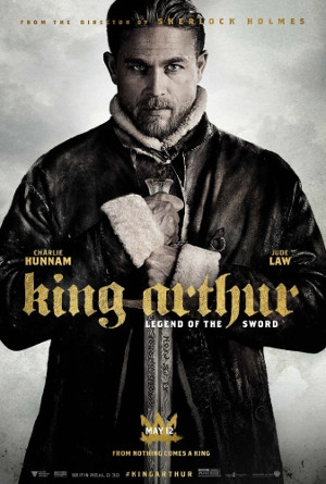 King Arthur: Legend of the Sword at GranSur