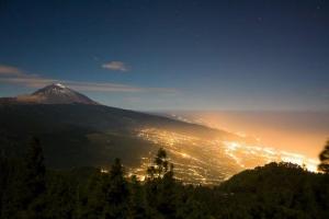 Magic Teide at Night