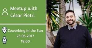 Meet Digital Nomad César Pietri