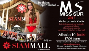 Miss Sur 2017 Beauty Contest in Siam Mall