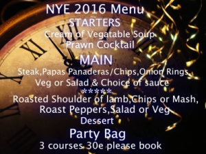 New Year's Eve Fun at Heads n Tails British Pub