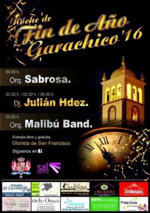 New Years Eve in Garachico