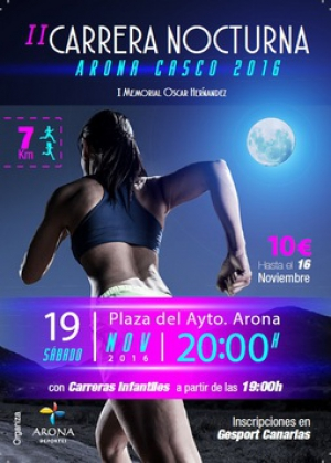 Night Race Arona