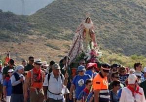 Pilgrimage Walk from Santa Ursula to La Caleta