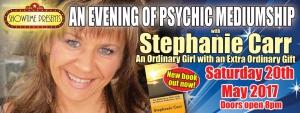 Psychic Medium Show with Stephanie Carr
