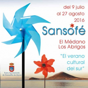 Sansofe: Concerts, shows and activities in El Medano Summer Programme