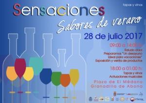 Sensaciones - Taste of Summer in Granadilla