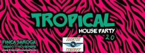 Tropical House Party in Santa Cruz