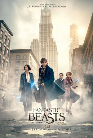 Watch Fantastic Beasts and Where to find Them in English