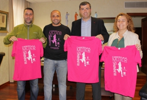 Woman's Race 2017 in Los Realejos