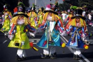 Tenerife Carnival Murgas