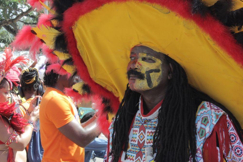 A Carnival Tabanca