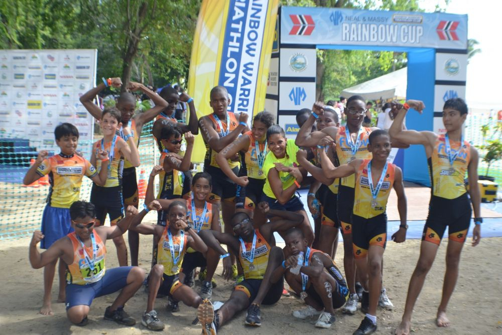 Rainbow Warriors Kids Triathlon Team