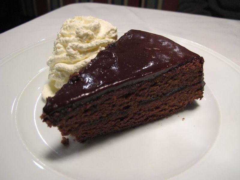 Sacher Cake, Vienna