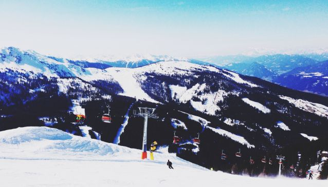 Austria's best ski resorts