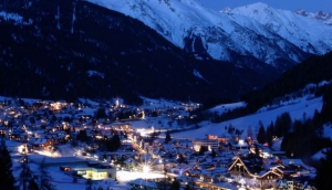 St. Anton am Arlberg - A little pricy, but great slopes for experts!