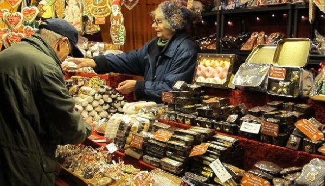 Merry Markets in Vienna