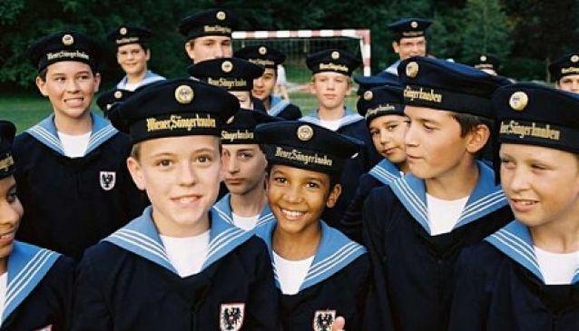 Infant symphonies: the Vienna Boys Choir