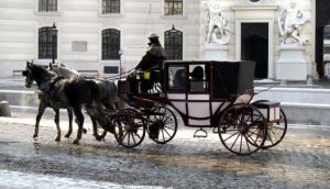 10. Take a fiaker carriage ride