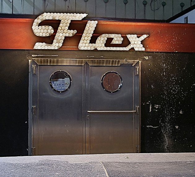 Entrance to Flex