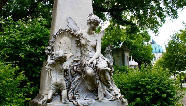 Cemeteries Vienna