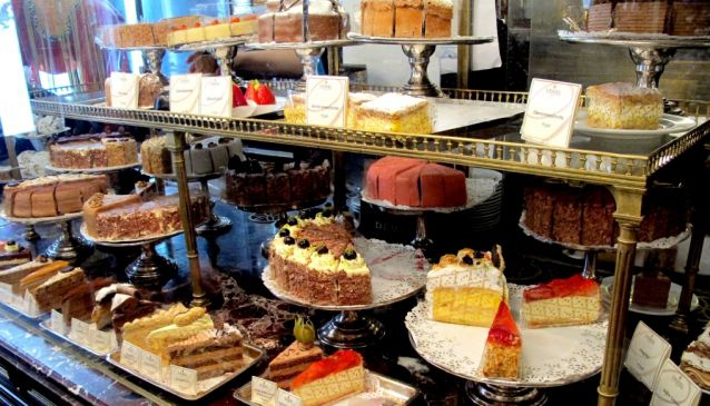 Vienna's Cakes and Coffee Shops
