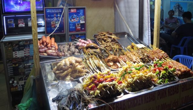 Reason #4 Street Food