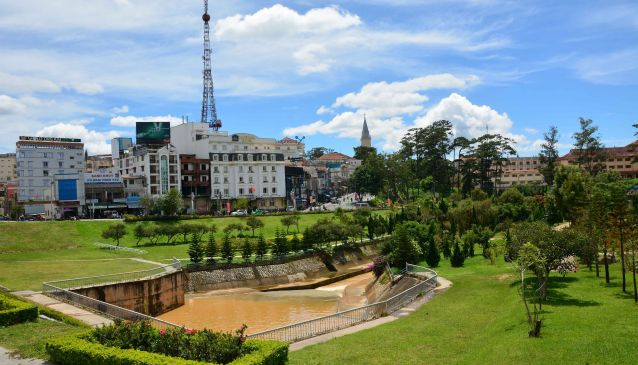 A short stay in Dalat