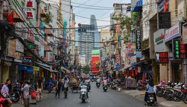 A Tale of Two Saigon Streets