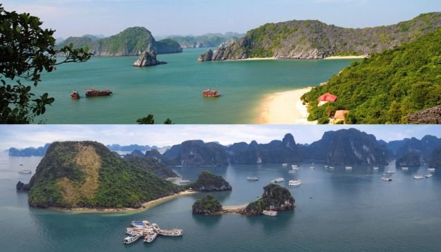 Cat Ba Island, Ha Long Bay