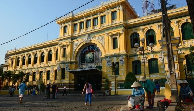 French Colonial Buildings of Saigon