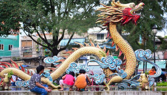 Chợ Lớn - Saigon's Chinatown