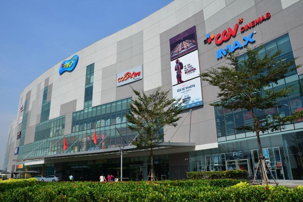 Singaporean-owned Vivo City