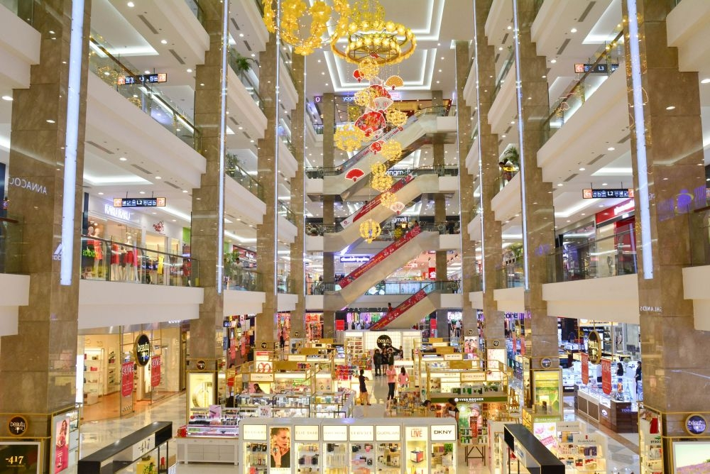Vincom Mega Mall Royal City - Saigon