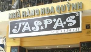 Jaspas Ho Chi Minh