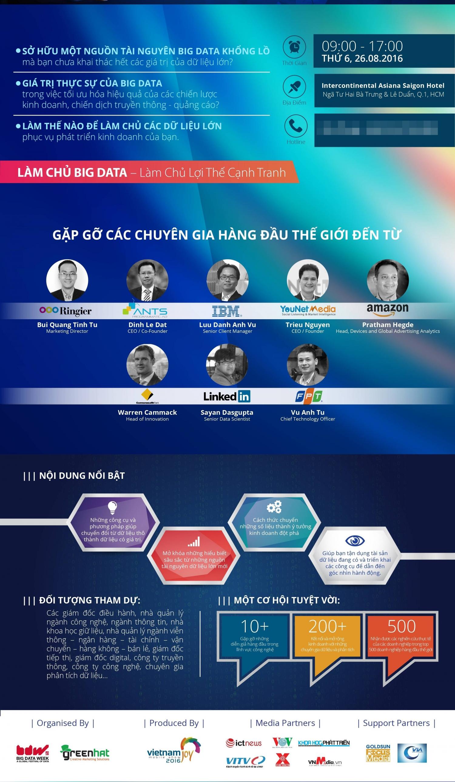 Big Data Innovation summit 2016