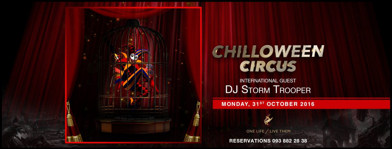 CHILLOWEEN - Circus Night