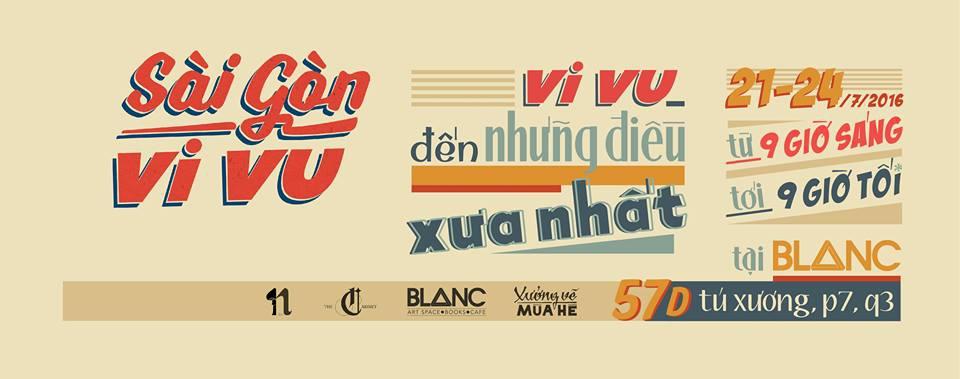 Exhibition: Sai Gon Vi Vu
