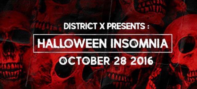 Halloween Insomnia