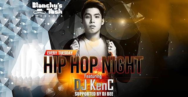 Hip Hop Night Featuring DJ Ken C