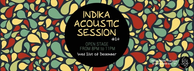 Indika Acoustic Session
